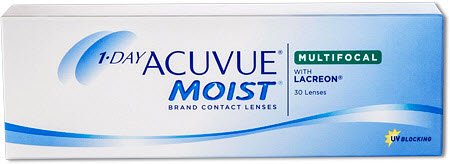 1-DAY ACUVUE<sup>®</sup> MOIST MULTIFOCAL