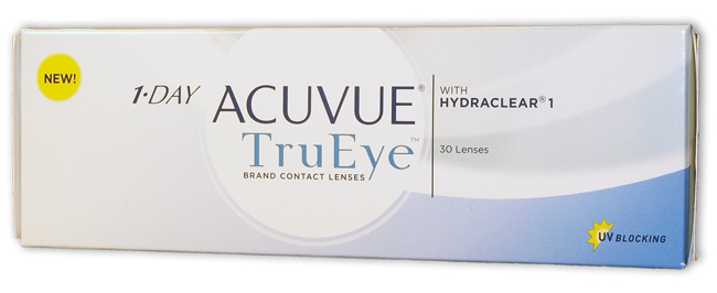 1-DAY ACUVUE® TruEye - Front 2
