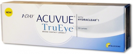 1-DAY ACUVUE<sup>®</sup> TruEye