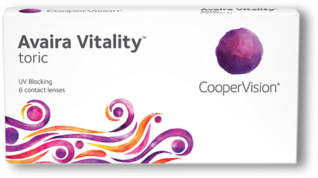 Avaira Vitality Toric - Reviews
