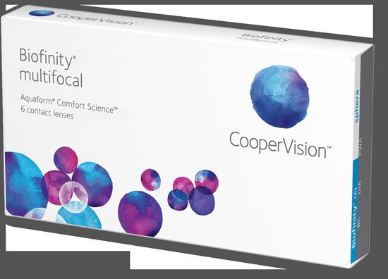 Air Optix Aqua Multifocal Vs Biofinity Multifocal