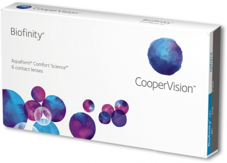 Biofinity - Reviews