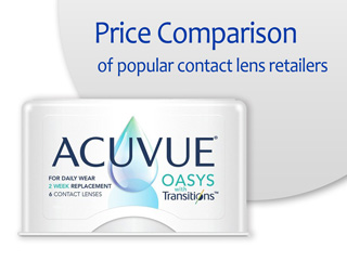 Best Price ACUVUE OASYS with Transitions