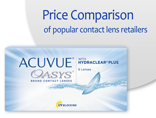 Best Price ACUVUE OASYS