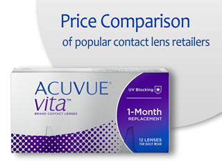 Best Price ACUVUE VITA