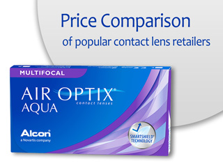 Best Price AIR OPTIX AQUA Multifocal