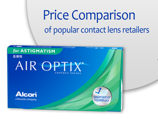 Best Price AIR OPTIX for ASTIGMATISM