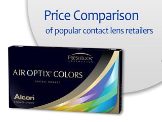 Best Price AIR OPTIX COLORS