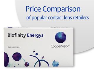 Best Price Biofinity Energys