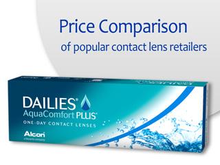 Best Price DAILIES AquaComfort Plus