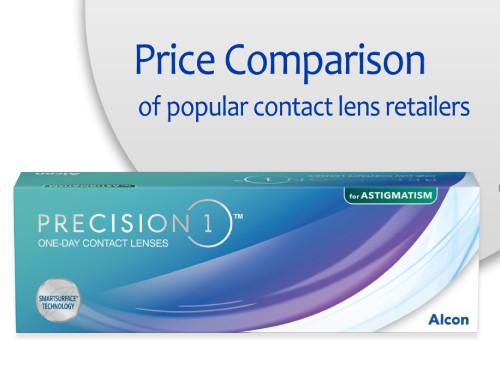Best Price PRECISION1 for Astigmatism