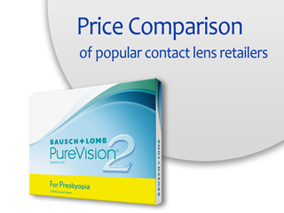 Best Price PureVision2 for Presbyopia