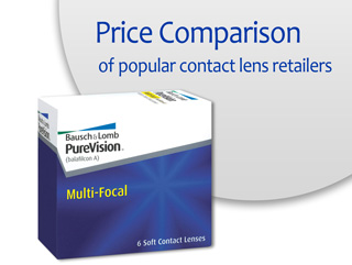 Best Price PureVision Multifocal