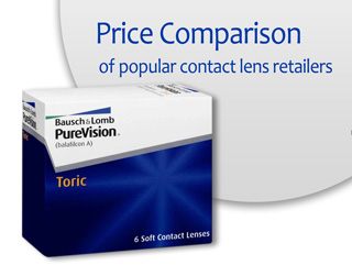 Best Price PureVision Toric