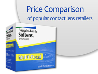 Best Price SofLens Multi-focal