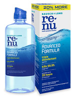 Bausch+Lomb ReNu Advanced Formula